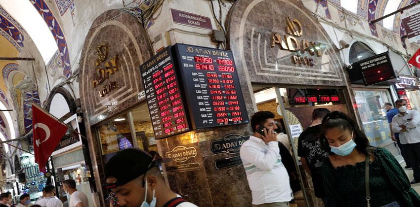 ارتفاع البطالة في تركيا