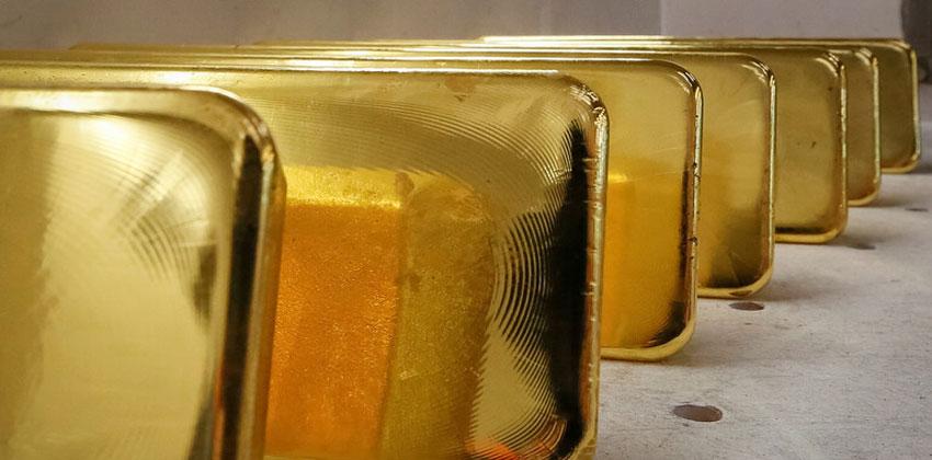 الذهب والعملات الأجنبية