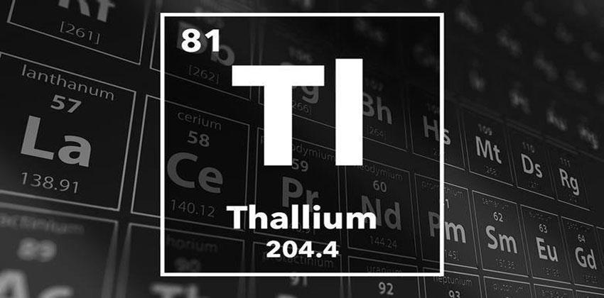عنصر الثاليوم