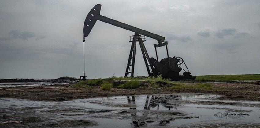 تراجع النفط
