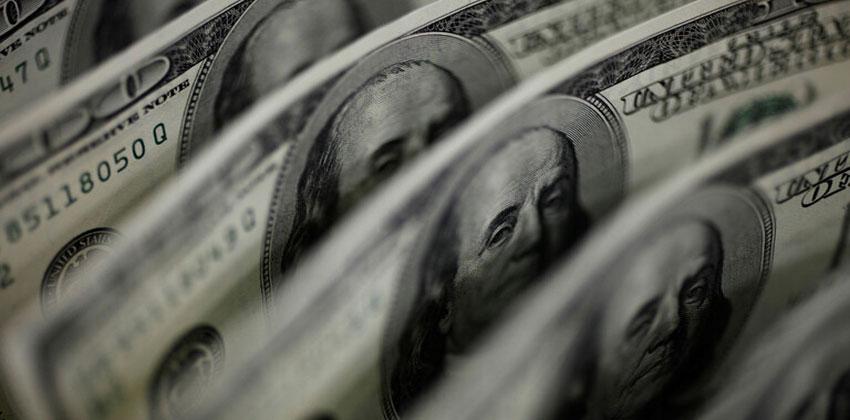 انهيار الدولار