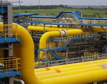 صادرات الغاز
